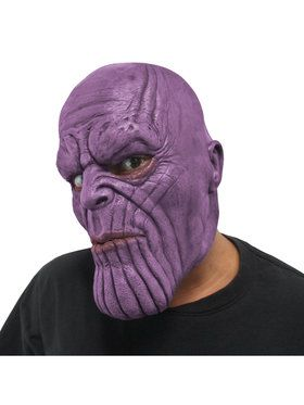 Infinity War Thanos Marvel Avengers 3/4 Adult 2018 Halloween Masks