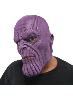 Infinity War Thanos Marvel Avengers 3/4 Child 2018 Halloween Masks