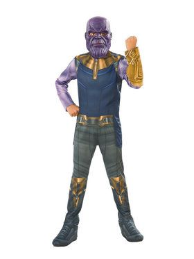 Marvel - Avengers: Infinity War - Thanos - Costume for Boys