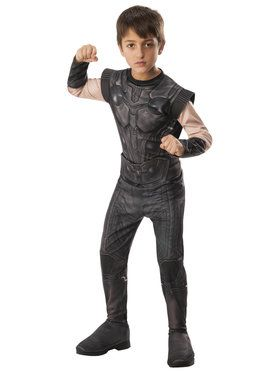 Marvel - Avengers: Infinity War - Thor - Costume for Boys