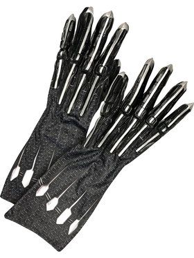 Adult Black Panther Movie Deluxe Gloves
