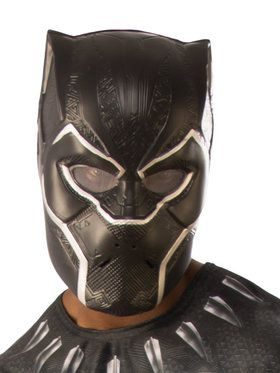 Adult's Black Panther 2018 Halloween Masks