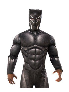 Marvel Black Panther 2018 Halloween Masks Vinyl 2018 Halloween Masks