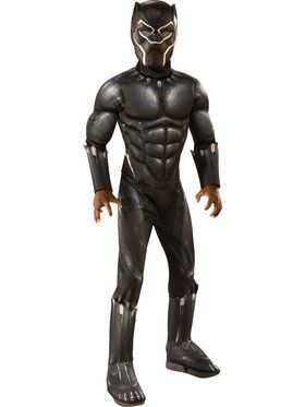 Marvel Black Panther Movie Boys Deluxe Boys Costume  sc 1 st  BuyCostumes.com & Marvel Comics Costumes - Halloween Costumes | BuyCostumes.com