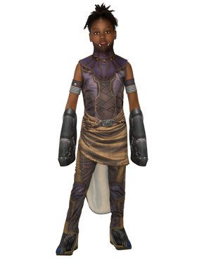 Deluxe Shuri Black Panther Costume