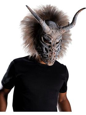 Black Panther Marvel Movie Erik Killmonger 2018 Halloween Masks