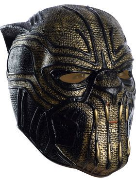 Marvel Black Panther Erik Killmonger Kids 2018 Halloween Masks