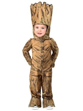 Marvel Groot Toddler Jumpsuit Costume
