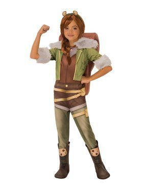 Marvel Rising - Secret Warriors Deluxe Squirrel Girl's Costume