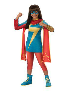 Marvel Rising - Secret Warriors Ms. Marvel Child Costume