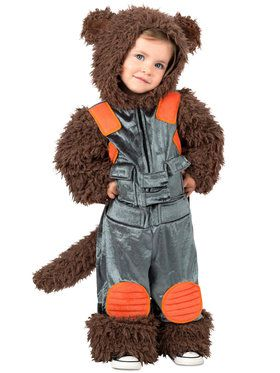 Marvel Toddler Rocket Raccoon Costume