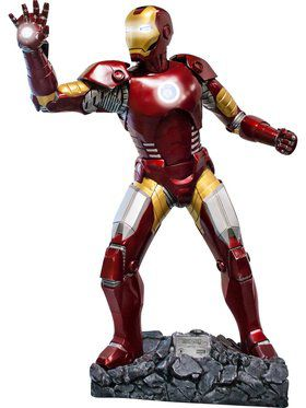 Iron Man Marvel Universe Statue
