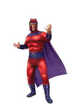Marvel Universe Magneto Men's Deluxe Adult Costume