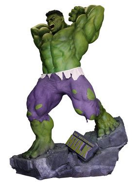 Marvel Universe The Incredible Hulk Life Size Collectible Statue