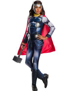 Marvel Universe Thor Child Costume