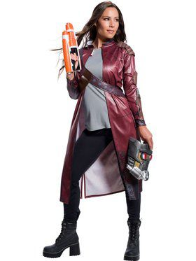 Marvel Universe Women's Star Lord Adult Costume