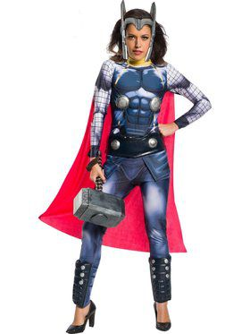 Marvel Universe Women's Thor Adult Costume