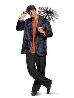 Mary Poppins Bert Deluxe Adult Costume