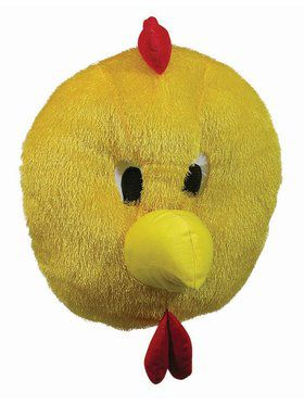 Mascot Mask - Chicken
