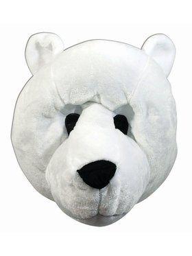 Mascot Mask - Polar Bear