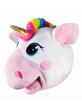 Mascot Mask - Unicorn