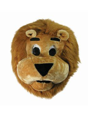 Mascot Masks - Lion
