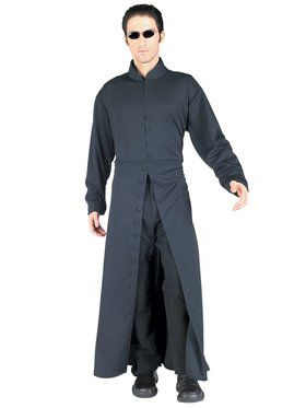Matrix 2 Neo Adult Costume