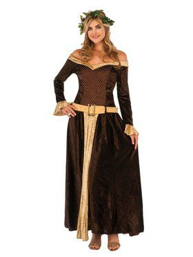 Medieval Mistress Adult Costume