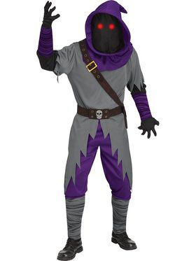 Men Mage Costume