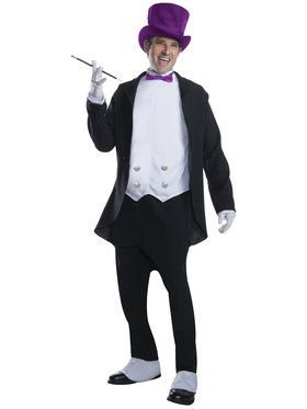 1960s Penguin Costume for Men