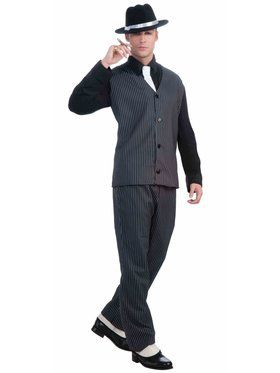 20's Gangster Costume for Men