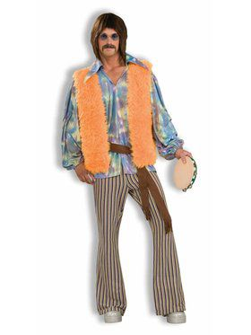 Mens 60s Singer Costume