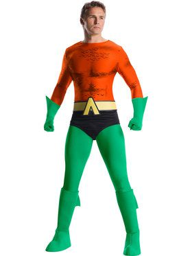 Aquaman Costume For Men