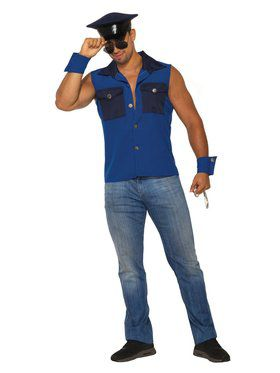 Mens Arrestingly Handsome Costume