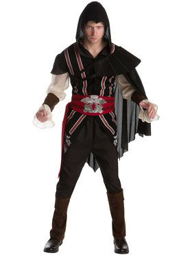 Men's Assassin's Creed Ezio Classic Costume