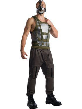 Men's Bane Adult Costume