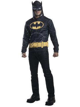 Adult Men's Batman Hoodie