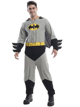 Men's Batman Adult Onesie