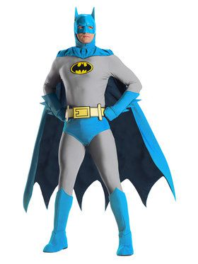 Batman Men's Costume