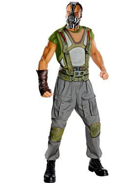 Mens Batman Dlx Bane Adult Costume