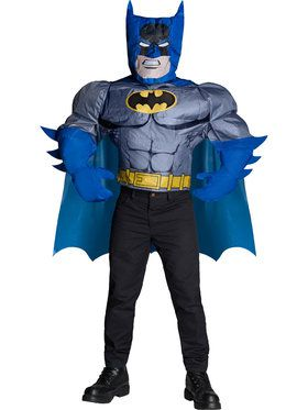 Batman Inflatable Mens Costume Top
