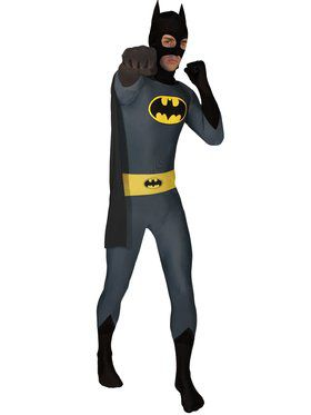 Zentai Bodysuit Adult Batman Costume