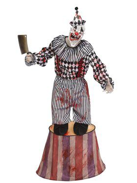 Mens Big Top Tiny Terror Costume