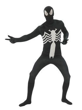 Black Amazing Spiderman Skin Suit Costume