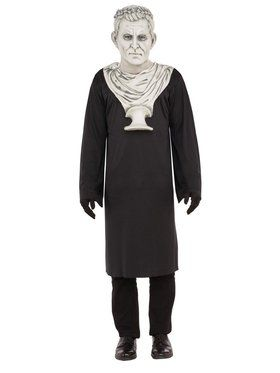 Mens Caesar W/Mask Costume