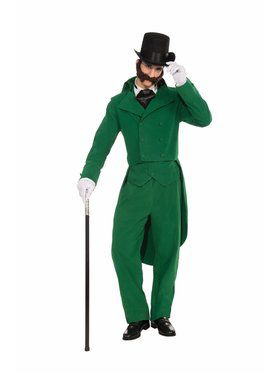 Men's Caroling Gentleman Costume