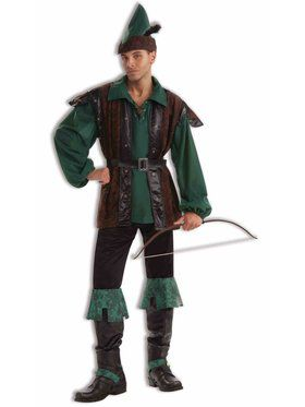 Robin Hood Classic Costume for Men