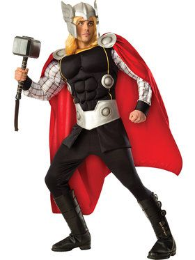 Men's Collector Marvel Universe Thor Adu