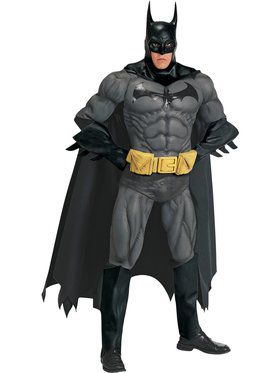 Collectors Edition Mens Batman Costume