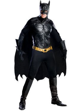 Men's Collector's Edition Batman Costume